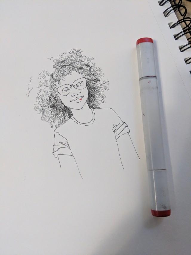 tilly sketch